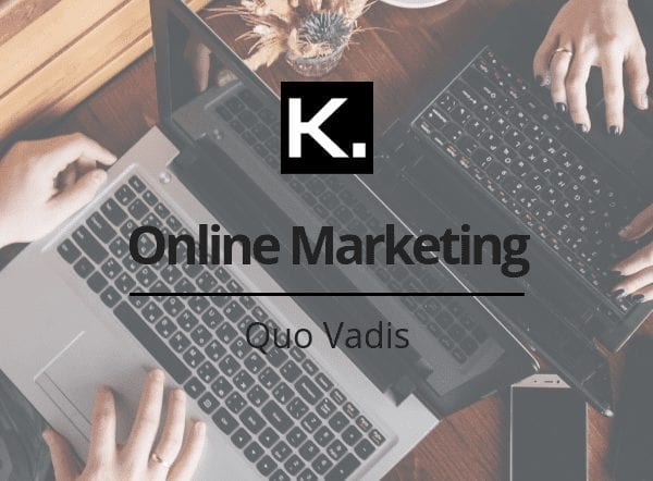 Online-Marketing Trend