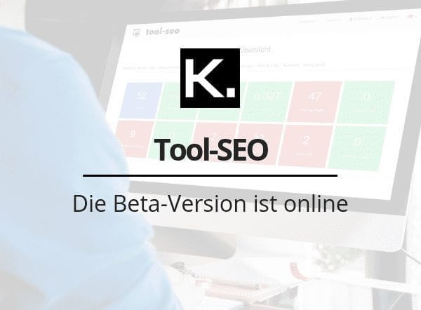 Tool-SEO Beta-Version
